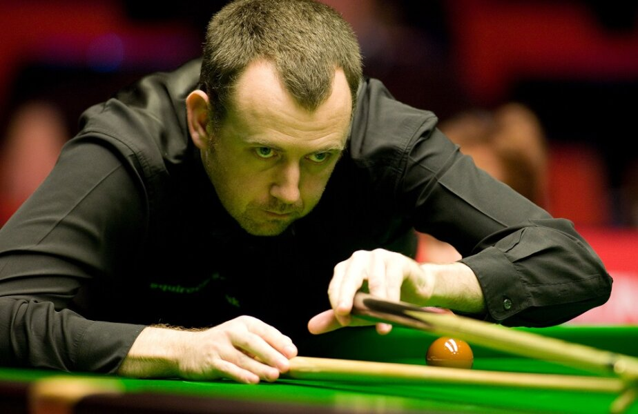 Mark Williams, foto: snookerarena.ro