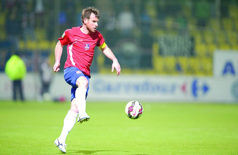 Florin Cernat a ajuns la nouă goluri în Liga 1