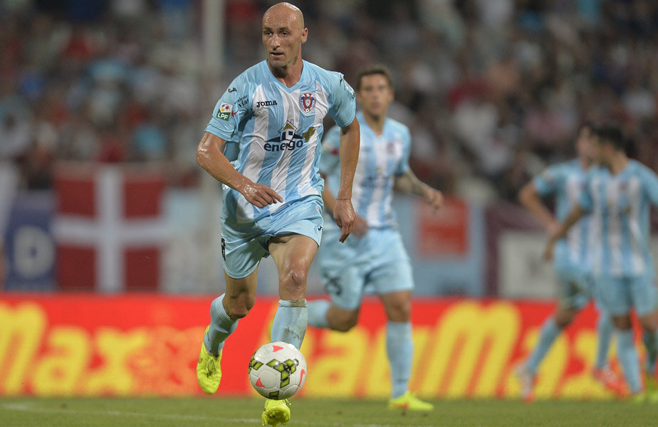 Gabriel Mureșan se numără printre jucătorii aflați pe final de contract
