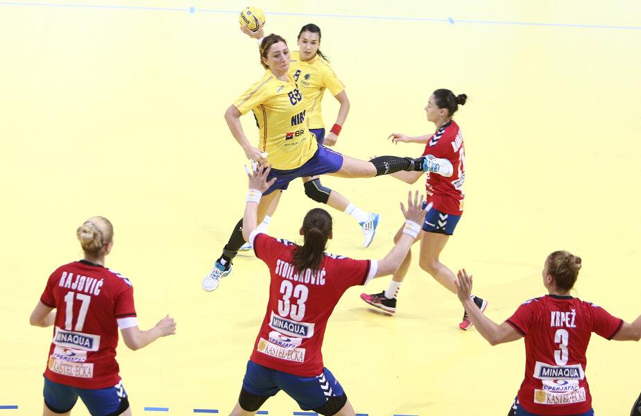 Patricia Vizitiu a revenit la echipa națională după o pauză de 4 ani