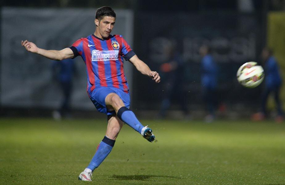 Luchin ar putea reveni în Banat după ce a jucat la Dinamo, Botev Plovdiv și Steaua