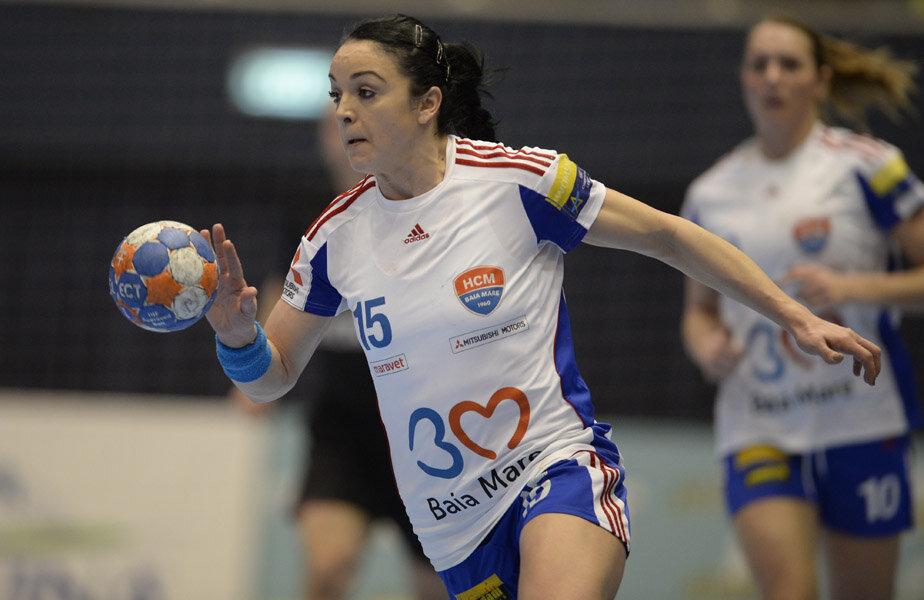 Valentina Elisei joacă pentru HCM Baia Mare din ianuarie 2014