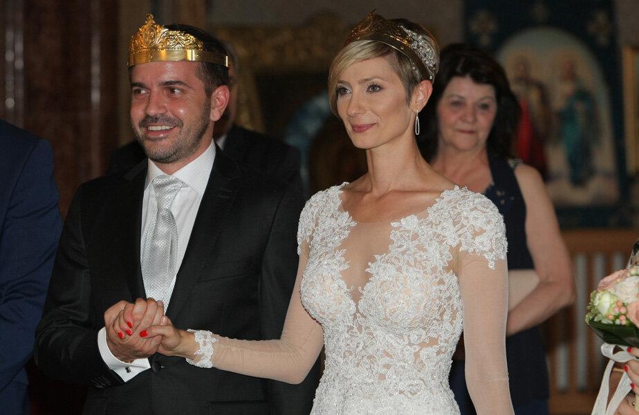 Bogdan şi Maria au un băieţel, Mihail, născut la începutul anului
