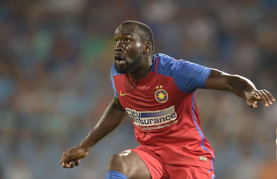 Tade a jucat 13 meciuri pentru Steaua, dar nu a reușit nici un gol din acțiune