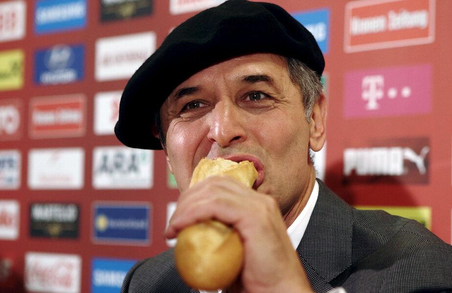 Selecționerul Koller e pregătit de Euro francez, cu beretă și baghetă