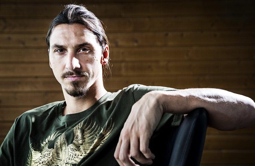 Zlatan Ibrahimovic | Foto: theguardian.com