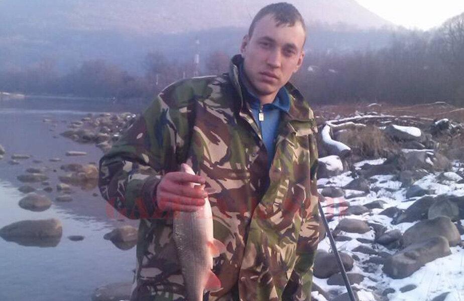 Iulian Arba era pasionat de pescuit