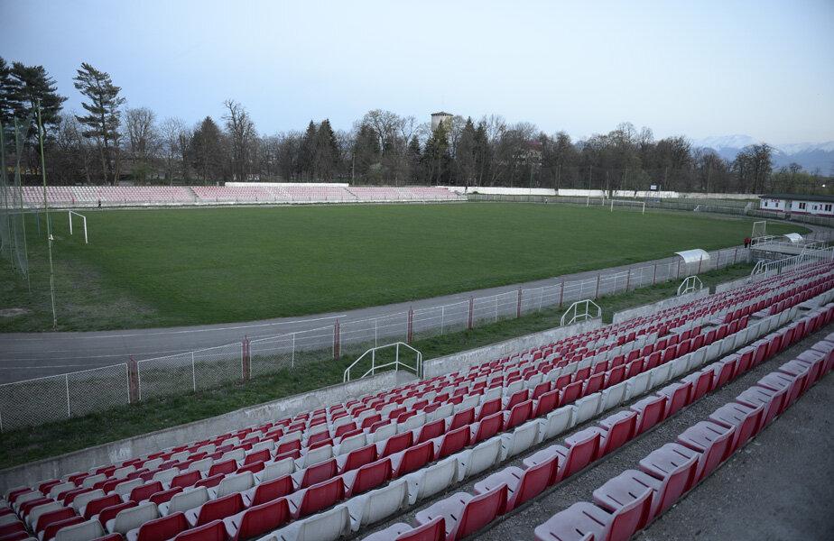 Stadionul din Făgăraș
