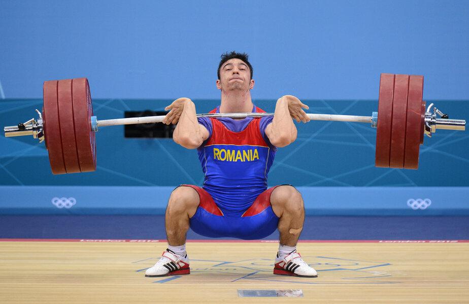 Răzvan Martin, medaliat cu bronz la Londra, a revenit în competiţii anul acesta // Foto: Raed Krishan