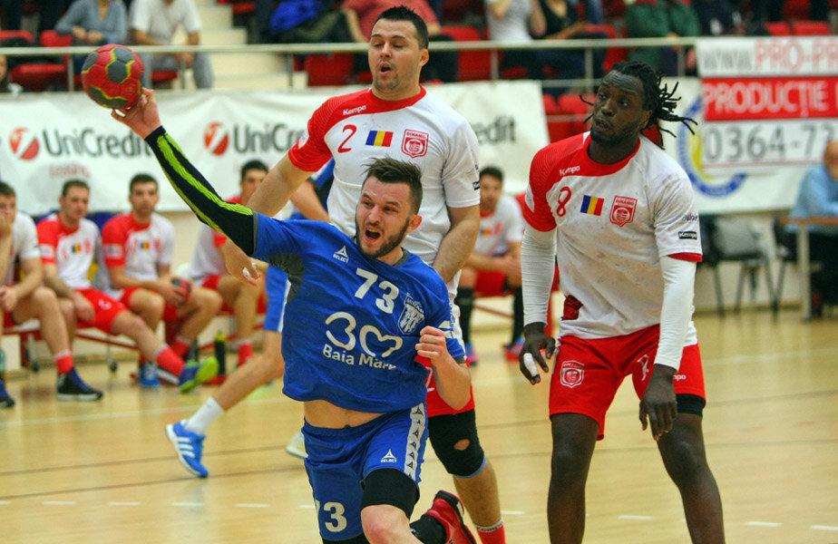 Daniel Bera, jucătorul echipei naționale, trăiește momente critice la Baia Mare // Foto: sportpictures.eu