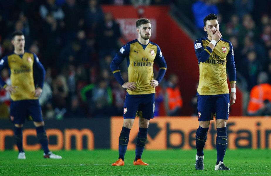 Arsenal trebuie să își revină rapid pentru a nu intra în derivă