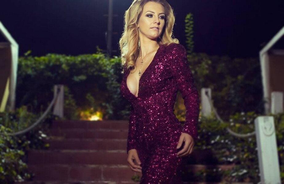 Adina Bourceanu ► Foto: Facebook