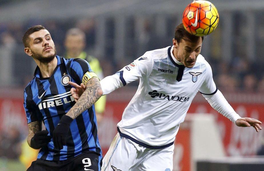 Radu a făcut un meci bun cu Inter