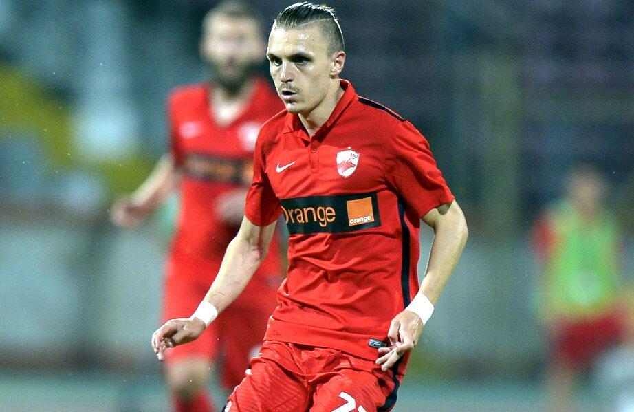Gavrilă a venit la Dinamo în 2014 din postura de jucător liber. Cota sa de piaţă în acest moment este de 600.000 de euro