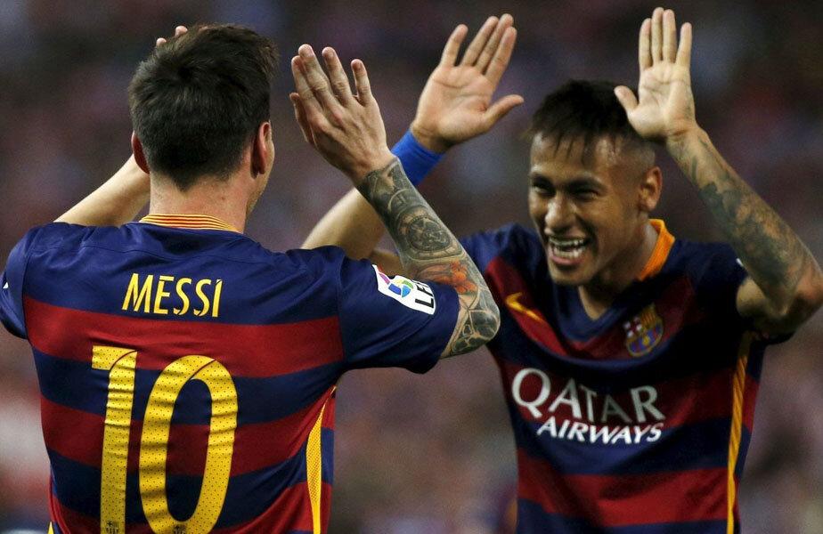 Ambele vedete ale Barcelonei sînt dorite la Paris