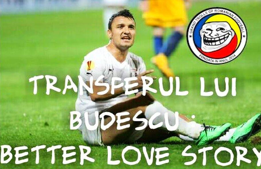 Foto: Facebook Grand Trolls of Romanian Football
