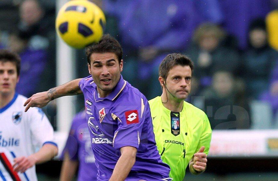 Mutu a dat 103 goluri în Serie A la Juve, Verona, Parma, Fiorentina și Cesena