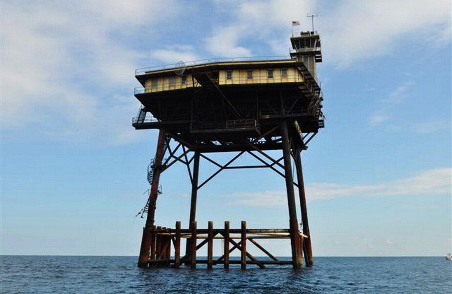 Acesta este unul dintre cele mai periculoase hoteluri din lume ► Foto: wildgoosesailing.com