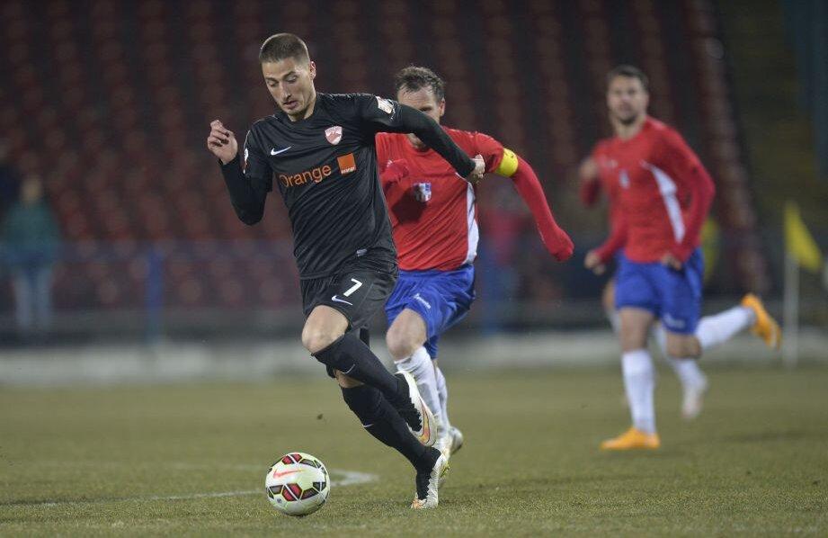 Grozav a dat randament cât a jucat în 2015, jumătate de an, în Ștefan cel Mare: 5 goluri în 13 partide
