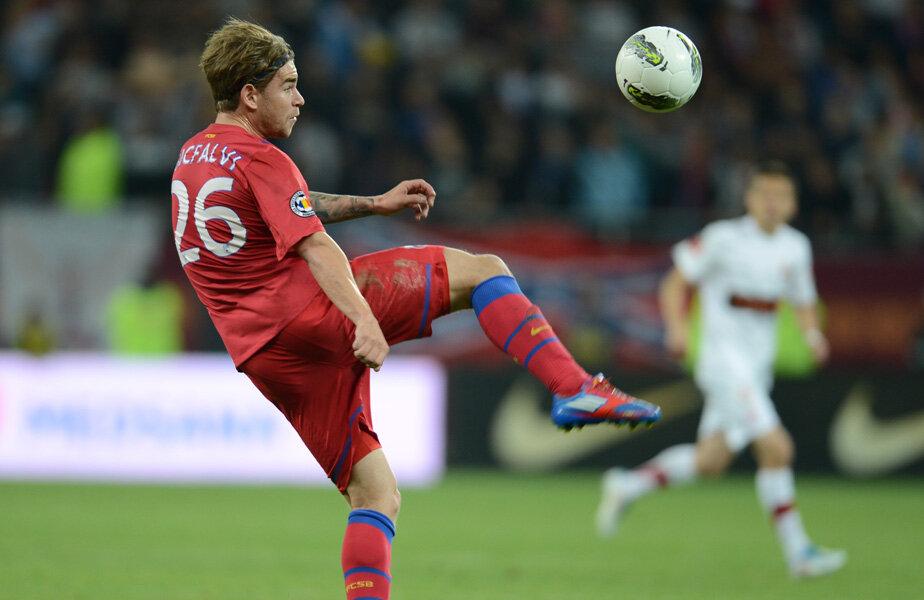 Prin transferul la Dinamo, Bicfalvi speră să revină la prima reprezentativă, unde are o singură selecție până acum