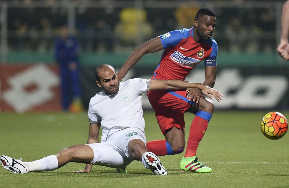 Varela, 28 de ani, a fost declarat în 2015 cel mai bun străin din Liga 1 în tradiționala Anchetă a Gazetei