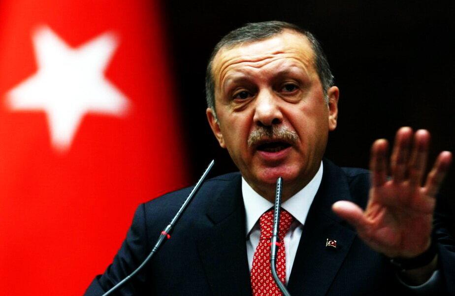 Recep Tayyip Erdoğan ► Foto: abc.net.au