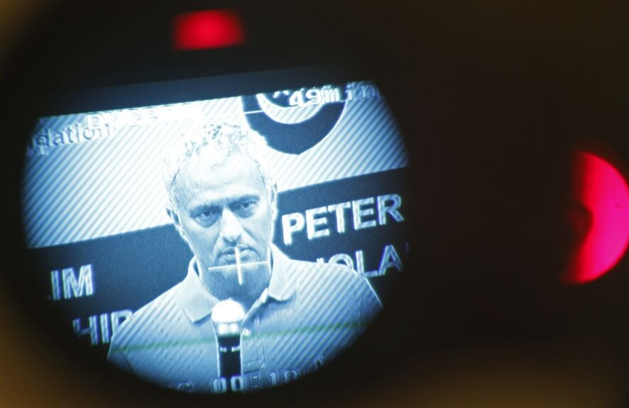 Jose Mourinho în Singapore, foto: reuters