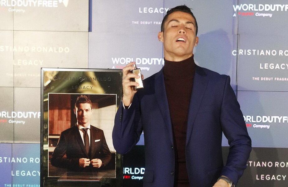 Cristiano Ronaldo ► Foto: Hepta.ro