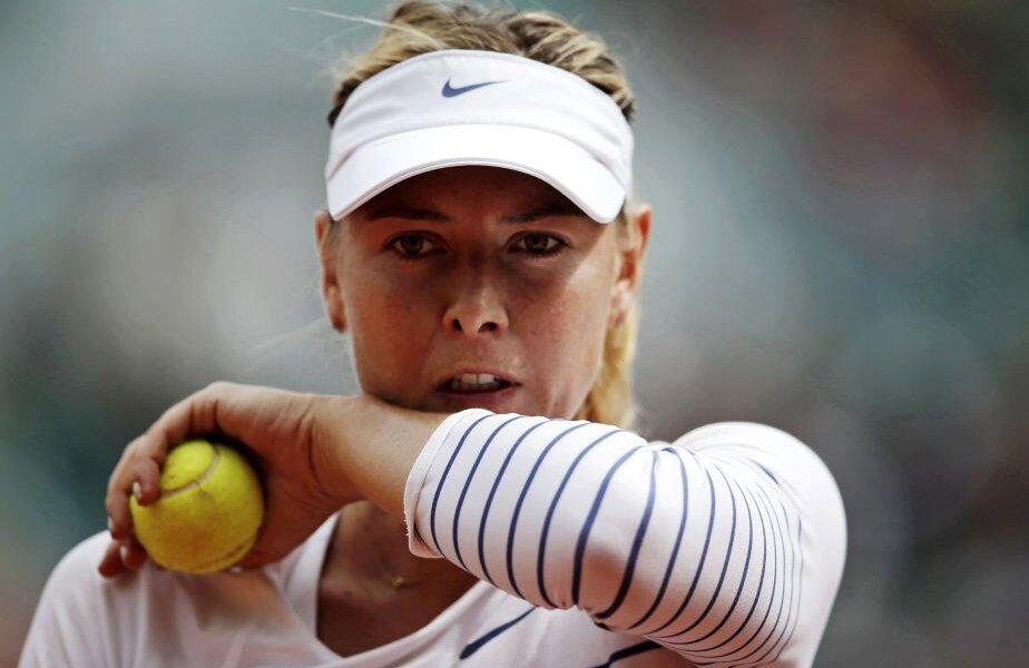 Maria Șarapova, foto: reuters
