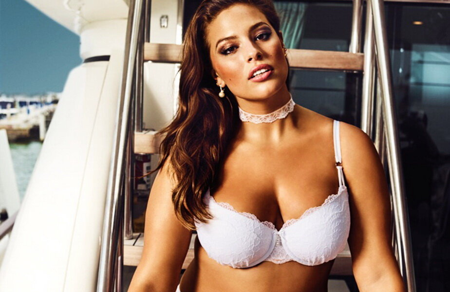 Ashley Graham ► Foto: Hepta.ro
