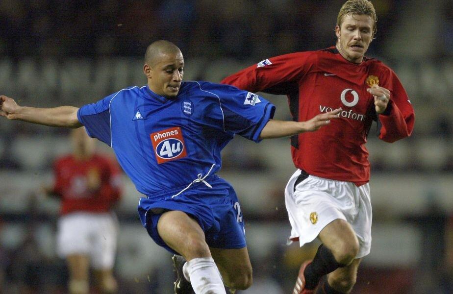 Woodhouse, la Birmingham, în duel cu Beckham. foto: guliver/gettyimages