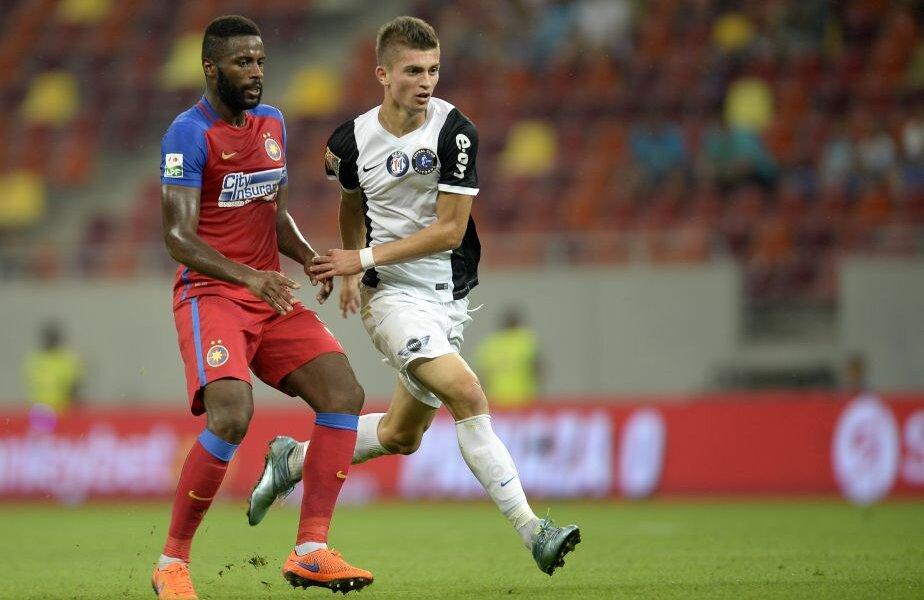 Florin Tănase este incert pentru meciul cu Steaua