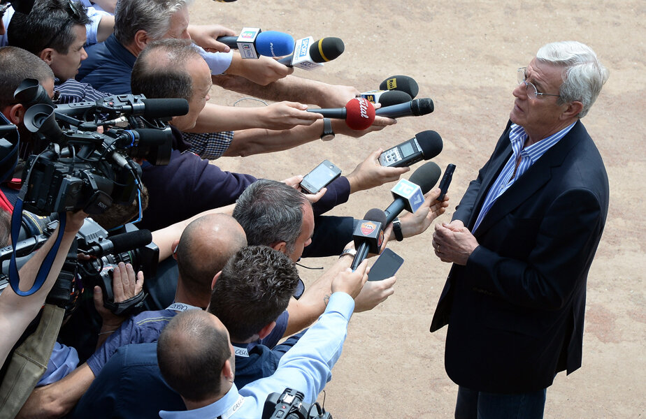 Marcello Lippi a fost în cărți și pentru a-l înlocui pe Antonio Conte la squadra azzurra // FOTO Guliver/GettyImages