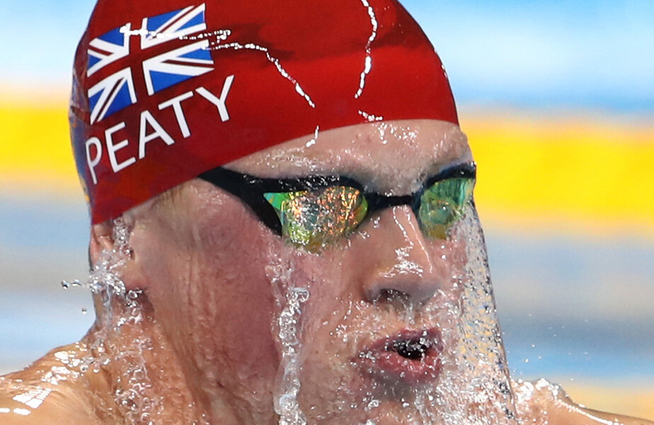 Adam Peaty scrie zilele acestea istorie la Olimpiadă pentru Marea Britanie // Foto: Getty Images