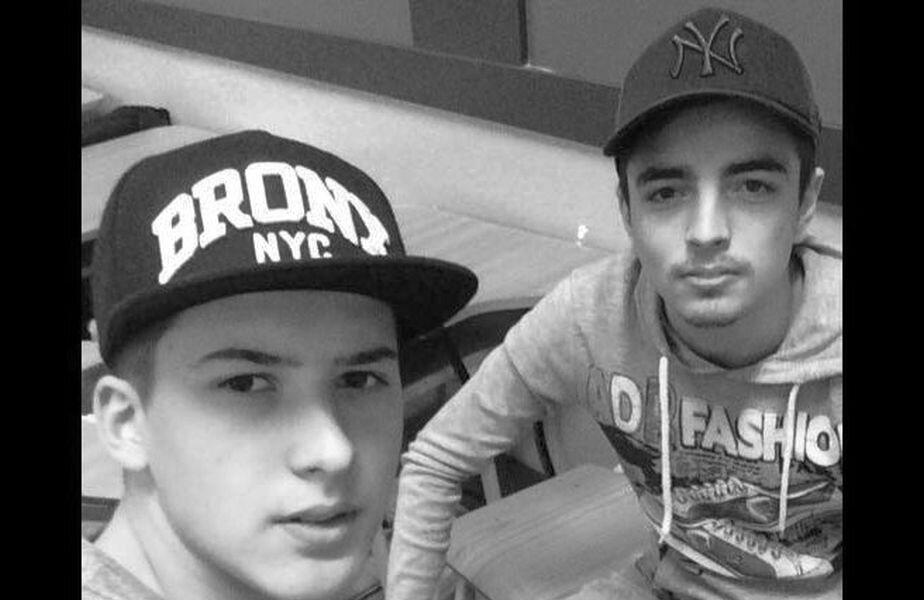Adrian Daniel Matei (dreapta) Foto: Facebook