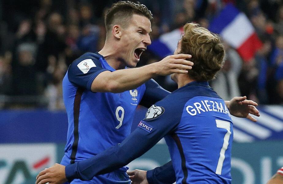 Antoine și Kevin. Doi fotbaliști extraordinari, doi prieteni // FOTO Reuters