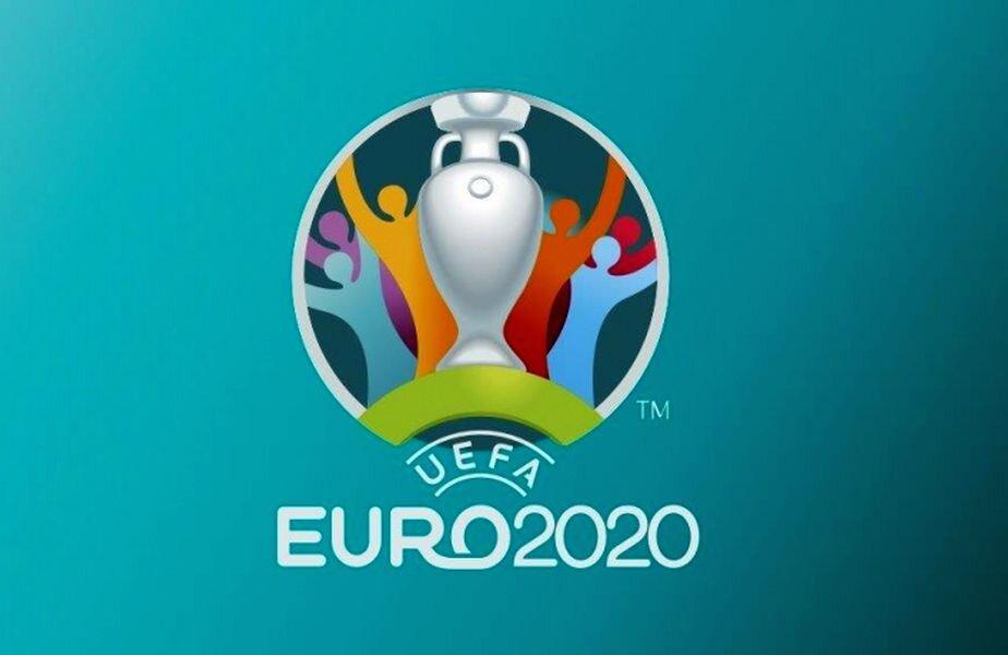 Imagini pentru euro 2020 logo