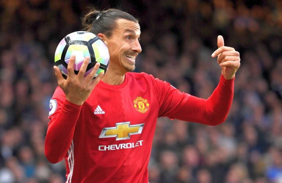 Zlatan Ibrahimovici, foto: Gulliver/gettyimages
