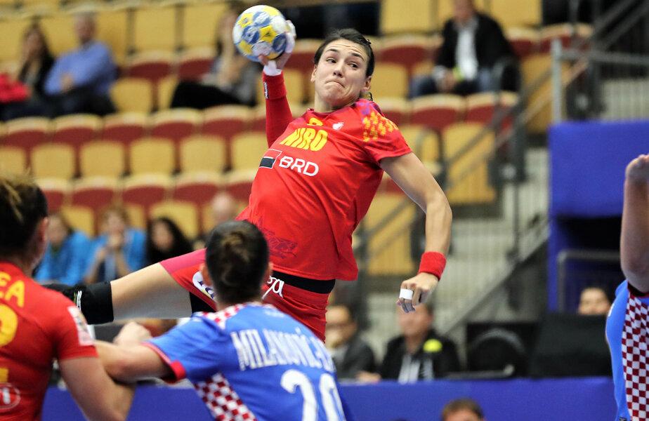 Cristina Neagu a jucat două ore și patruzeci de minute la CE // FOTO Marius Ionescu (Helsingborg)