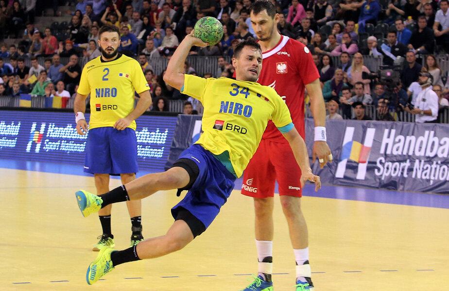 Cristi Fenici a fost principalul marcator al României // FOTO: sportpictures.eu