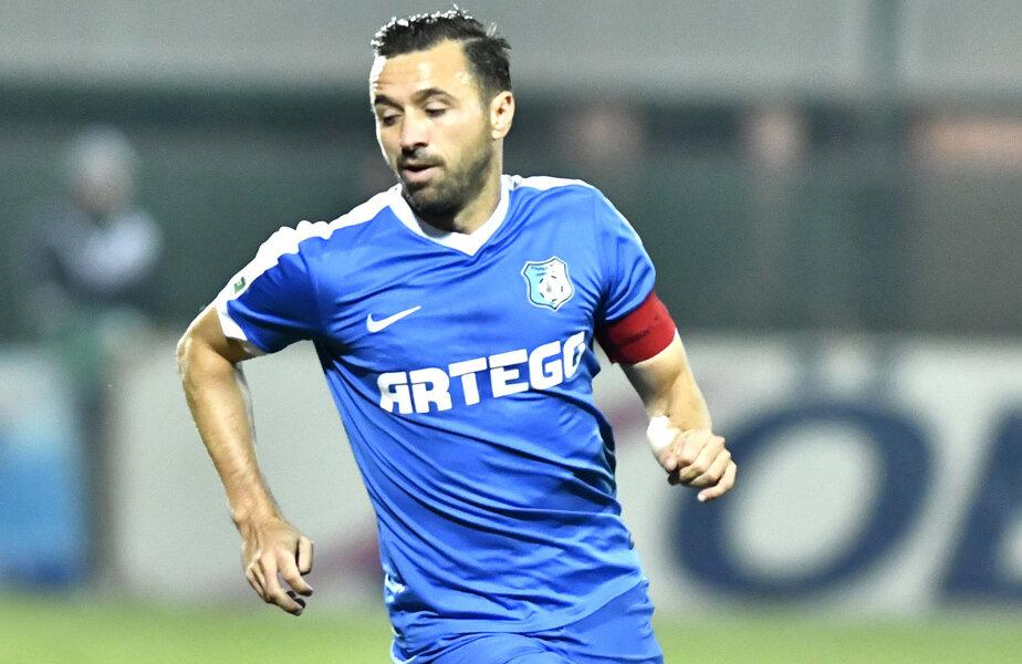 Sânmărtean a fost refuzat vara trecută de către Steaua, fiind considerat prea bătrân