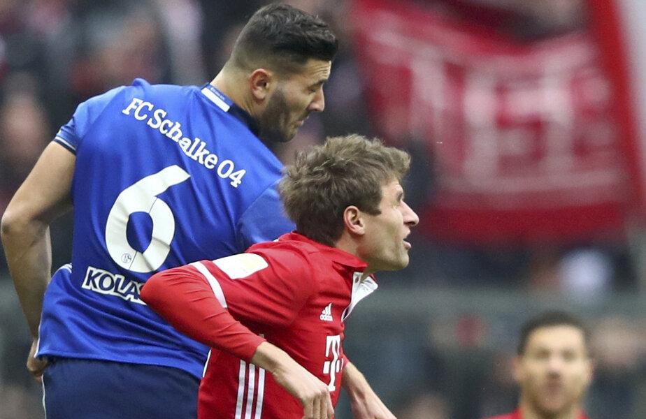 Thomas Muller, în roșu, a dezamăgit ieri din nou // Foto: Reuters
