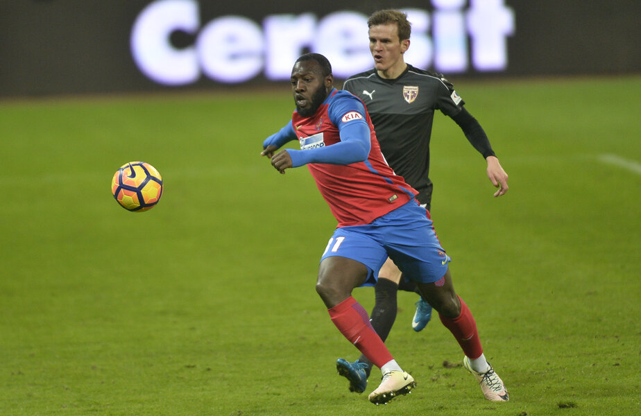 Gnohere a luat 50.000 de euro la semnarea contractului cu Steaua