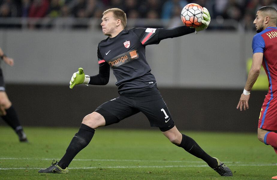 Cerniauskas a preferat să se întoarcă la Dinamo decât să fie rezervă în Cipru