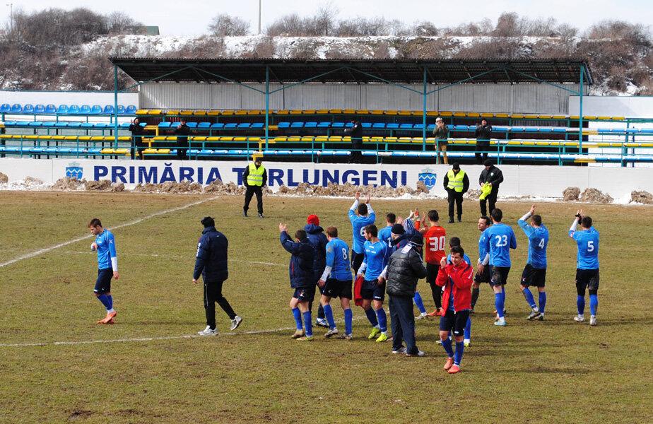 Unirea Tărlungeni își ia rămas bun de la Liga 2