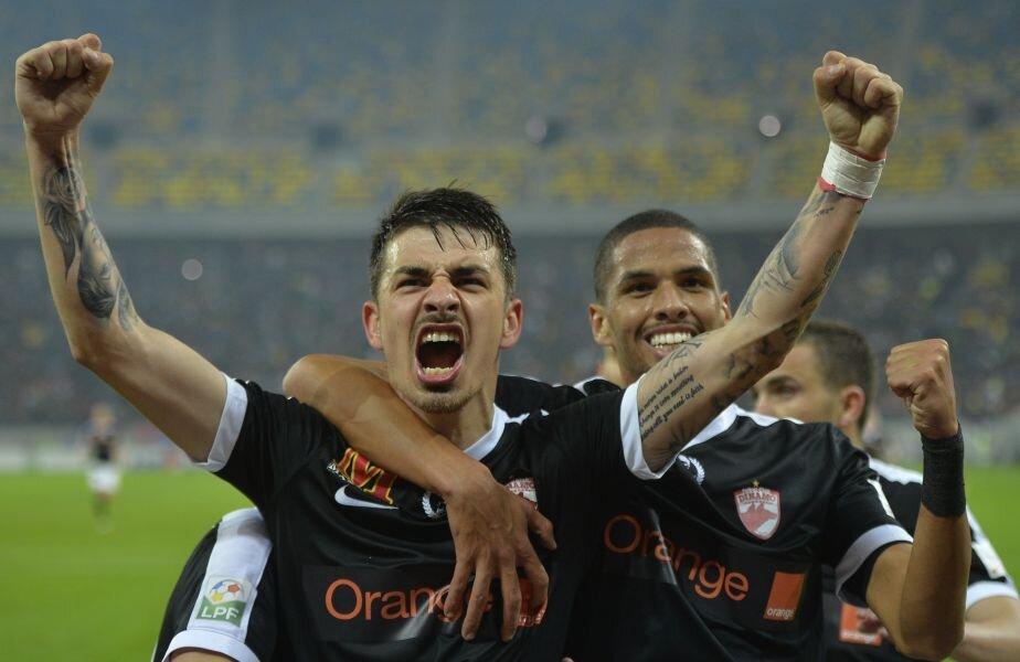 Ultima victorie a Stelei în faţa lui Dinamo datează din mai 2015, când antrenor era Gâlcă
