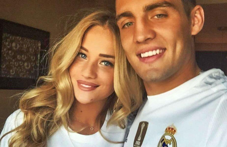Izabel Andrijanici și Mateo Kovacici