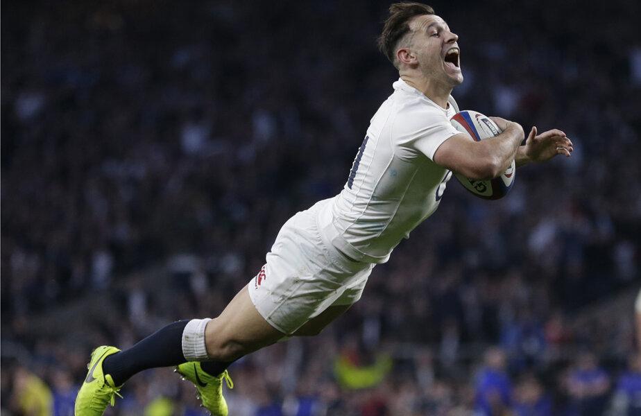 Danny Care zboară cu mingea spre un nou eseu în fața Scoției, spre deliciul suporterilor englezi
