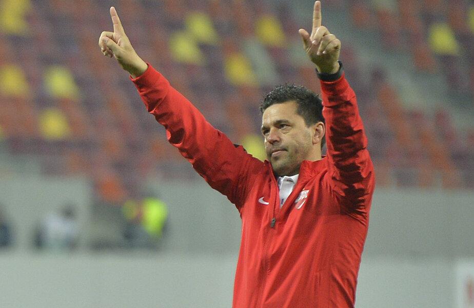 Cu Contra antrenor, Dinamo e neînvinsă, are 4 victorii și o remiză