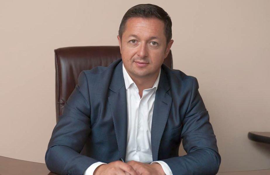 Marius Dunca, ministrul Tineretului și Sportului